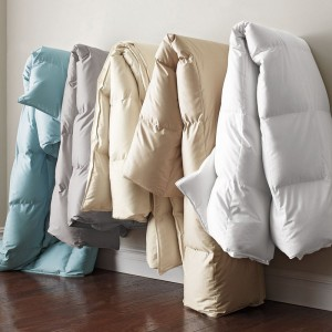 100% Hungarian White Goose Down Duvet
