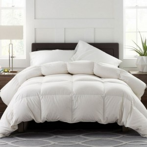 100% Chinese White Duck Down Duvet