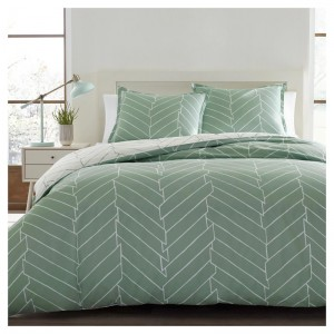 Printed Washable Polyester Bedlinen Duvet Cover Set